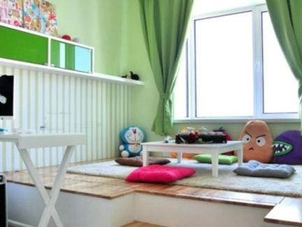家庭设计小户型榻榻米效果图大全