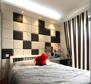 卧室背景墙装修效果图 - 星艺装饰