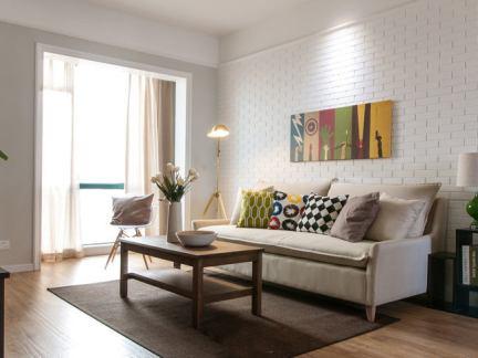 40平米一室一厅小户型装修效果图