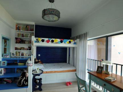 地中海家装设计儿童房效果图大全