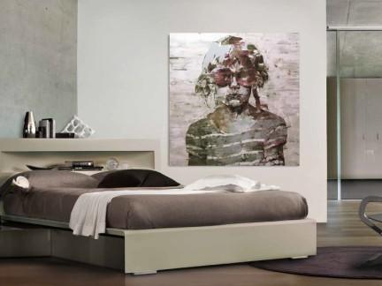 潮流卧室现代装饰画展示