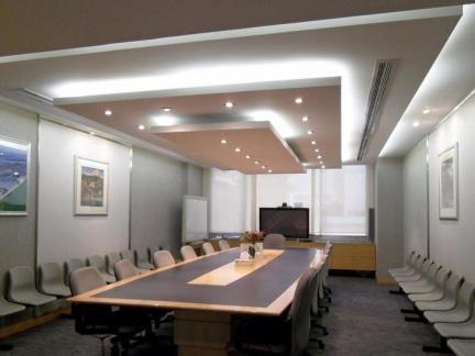 大会议室设计装饰效果图想