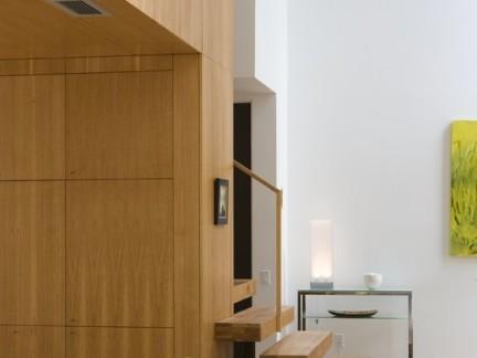 现代家庭设计楼梯图片欣赏