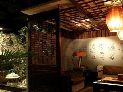 中式2平米茶馆设计