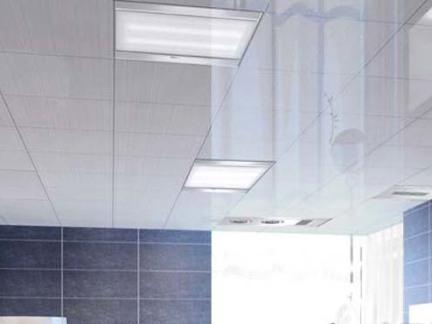2017简洁卫生间集成吊顶图片-房天下装修效果图