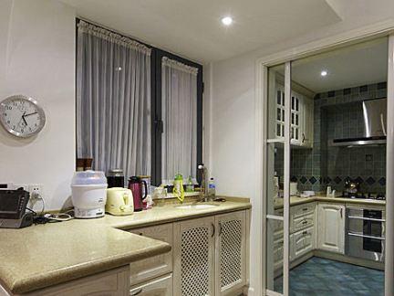 宜家设计厨房隔断门效果图欣赏