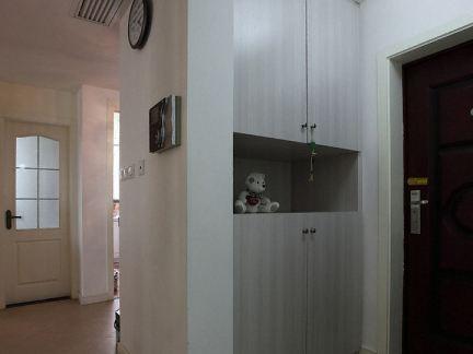 现代家装入户玄关图片