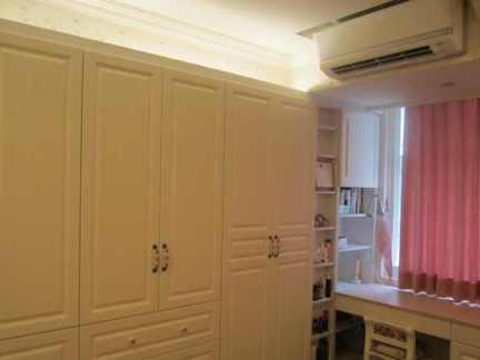 家居小卧室箭牌衣柜