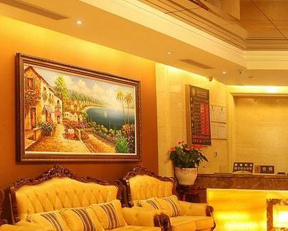 欧式风格酒店大堂沙发效果图图片
