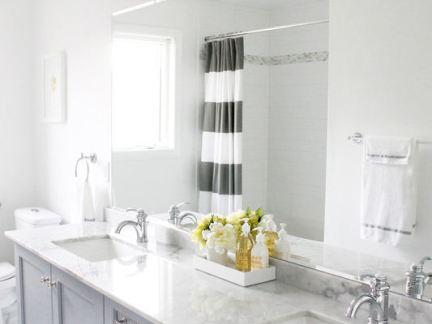 宜家设计装修卫生间洗脸盆效果图