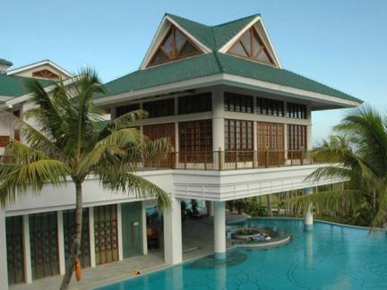 海景别墅建筑图片案例