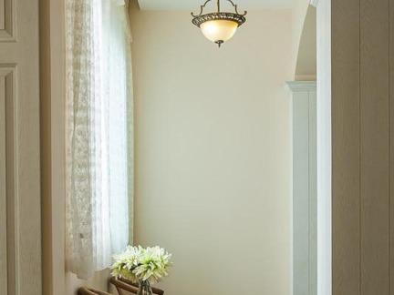 美式风格装修走廊垭口装修设计