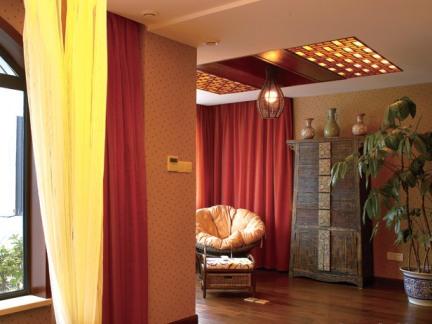 东南亚家居室内设计 - 业之峰装饰