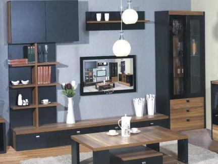 现代室内板式家具