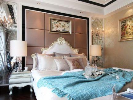 欧式新古典风格设计三室两厅图片大全