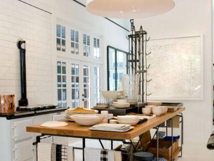 简欧风格家装厨房效果图片