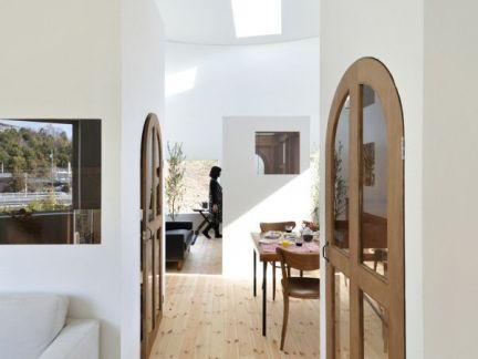 家装设计室内门装修图片欣赏