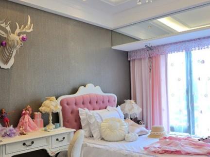 欧式儿童房间装饰设计