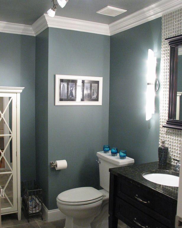 浴室涂料油漆装修效果图