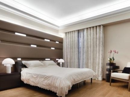 现代美式卧室装修图大全