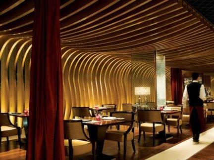 创意酒店餐厅装修设计图片