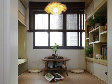 家庭装修设计小户型榻榻米图片