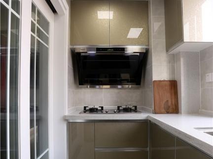 5平米厨房装修效果图欣赏