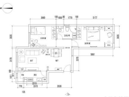 农村房屋户型设计图大全