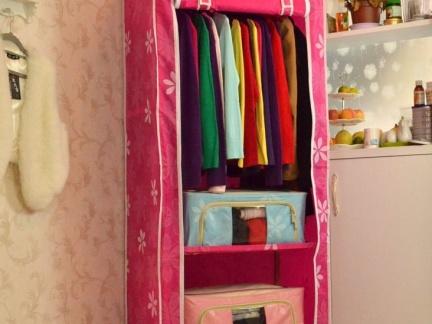 布衣柜设计