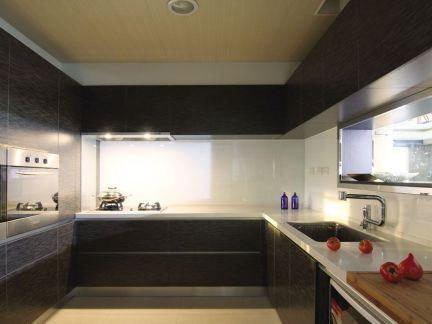 现代整体厨房