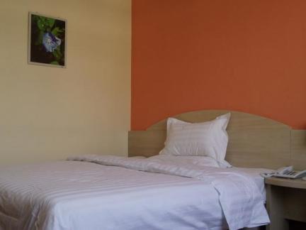 宾馆室内房间设计案例图片