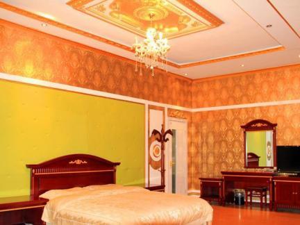 宾馆室内吊顶装修设计效果图片