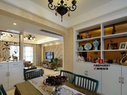 101平米房屋装修图