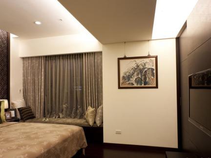 简单的卧室布置