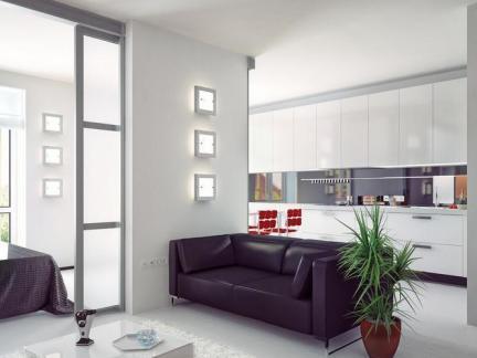 创意室内设计客厅效果图