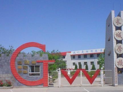 学校大门设计效果图片案例
