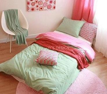 家装小户型卧室榻榻米设计图片