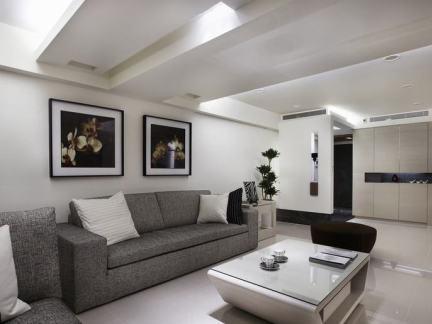 小户型空间创意设计客厅