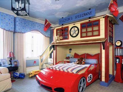 创意儿童房家具设计