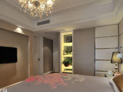 卧室电视背景墙设计效果图大全2013