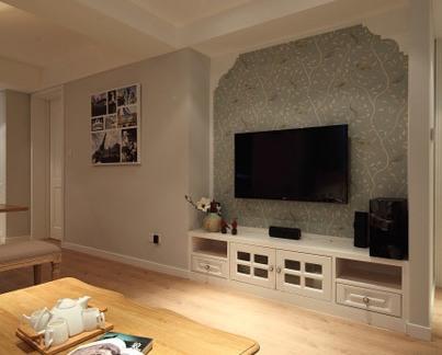 家装室内客厅电视背景墙效果图大全