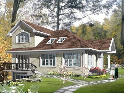 农村盖房子设计图