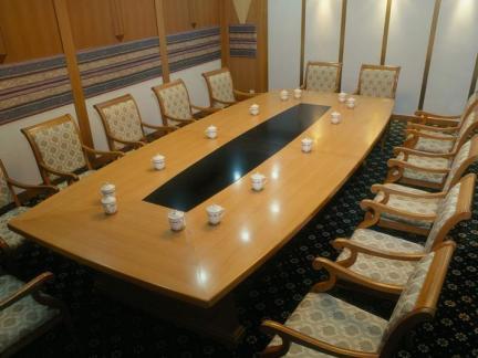 小会议室装修室内图片