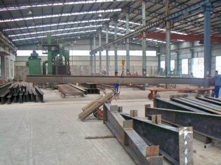 轻钢结构厂房装修图片