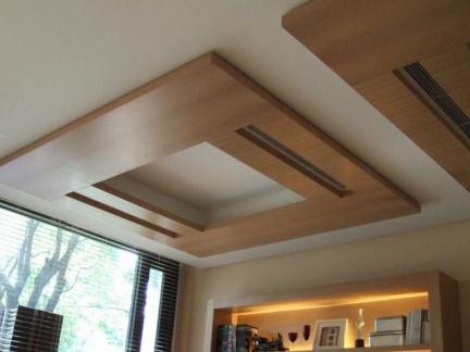 家居室内屋顶装修效果图