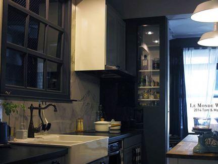 混搭老房子厨房装修设计
