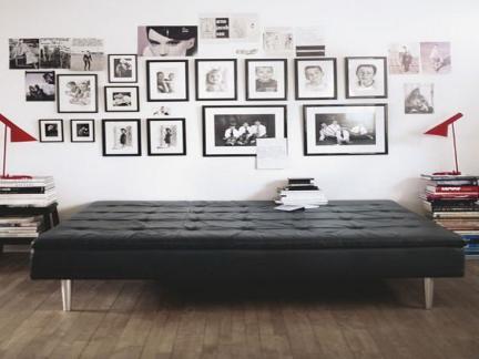 客厅墙面装饰照片墙