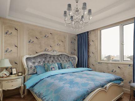欧式8平米卧室装修图片欣赏
