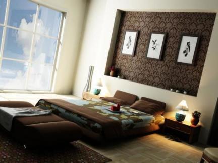 8平米卧室整体装修