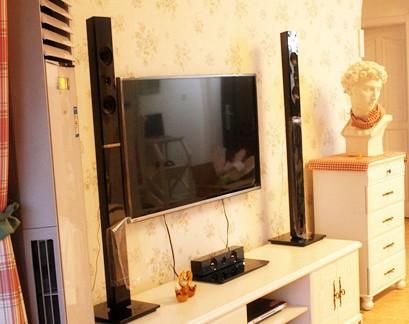 最新电视背景墙壁纸装修效果图大全